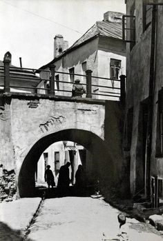Jewish Quarter Lublin A Lost Jewish World . Old Pictures, Old Photos, Vintage Photos, The Lost World, World War Two, Central And Eastern Europe, Jewish History, City Scene, 10 Picture