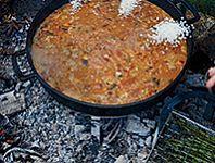 Arroz con Pollo with Mushrooms Recipe