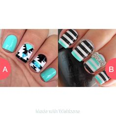 Wishbone App, Types Of Nails, Would You Rather, Nail Designs, Nail Desings, Nail Design, Nail Organization, Nail Ideas