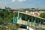 The Petrin Funicular, Prague