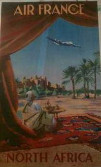 Air France - North Africa