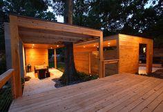 7 Breezy Seasonal Pavilions | Dwell