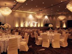 Delta Grand Ballroom Wedding Ceremony