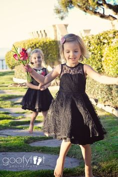 The Emma Elizabeth Lace Flower Girl Dress for by kailynzoeandco, $114.95 @Kayleen Hudson - matches our dresses!  Haha