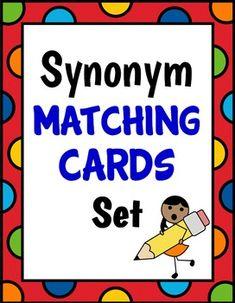 23 Synonyms Ideas Synonym Synonyms And Antonyms Word Study