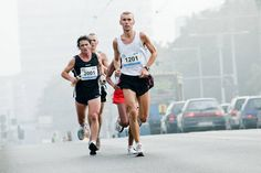 All You Need To Know About Runner's High. We Know How To Achieve It.