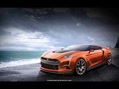 Next Generation 2015 Nissan GTR - gen new 2014 skyline R34 redesigned model body style GT R