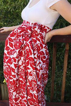 DIY Tutorial: T-shirt to Maternity Dress revamp.