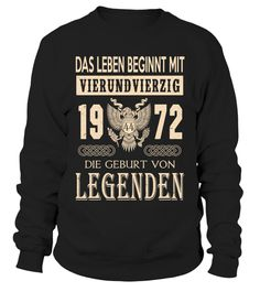 "# 1972 - Legend T-shirts .  Limited Edition!!! Not available in stores.    Four Styles: Tee, Sweater, Long Sleeve and Hoodie.Guaranteed safe and secure checkout via: Paypal | VISA | MASTERCARD     How to order:  1. Select your product in the ""Additional Products and colors""2. Click on the green button ORDER NOW.3. Select the desired size and quantity.4. Enter the payment method and shipping address. CLEAR!TIP: SHARE it with your friends, order together and save on shipping."
