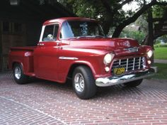 Chevy Apache Truck, not a stock cold but still nice, A