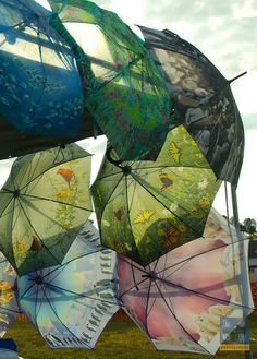 I got you covered by Kenn.CF, via Flickr Lovely umbrellas for Seattle's rainy days <3
