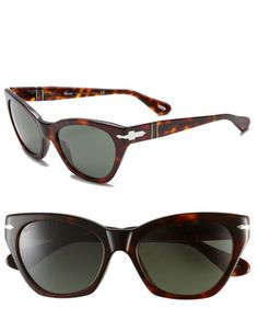 Celebrities who wear, use, or own Persol Cat's Eye Sunglasses. Also discover the movies, TV shows, and events associated with Persol Cat's Eye Sunglasses. Ray Ban Sunglasses, Polarized Sunglasses, Cat Eye Sunglasses, Sunglasses Women, Discount Ray Bans, Fancy Schmancy, Four Eyes, Ray Ban Outlet, Persol