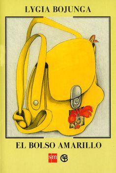 """+9 El bolso amarillo. Raquel guarda en su bolso amarillo tres grandes deseos: el de crecer, el de ser varón y el de convertirse en escritora. Pero tiene que encontrar el lugar donde contarlos. Una historia escrita en primera persona y de forma muy sugerente: interpretando la vida cotidiana y uniendo la realidad y la fantasía. Sólo al final, Raquel encontrará el sentido, cuando """"el bolso amarillo estaba muy vacío, ligerísimo -"""