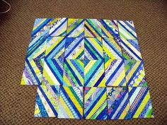 Image result for rectangle string quilt