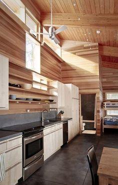 Casa de Invierno minimalista | Casas de Madera Prefabricadas