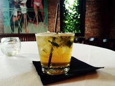 A Mint Julep on the Urban Bourbon Trail
