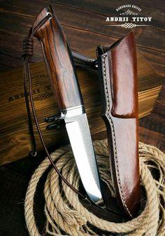 andrii titov #bushcraftknivessheath