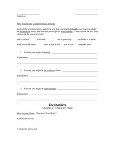 The Outsiders Standards-Based Literature Guide--150 Pages!
