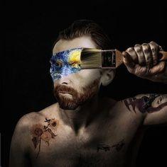 Arte Van Gogh, Van Gogh Art, Van Gogh Wallpaper, Vaporwave Art, Van Gogh Paintings, Arte Pop, Classical Art, Art Plastique, Surreal Art
