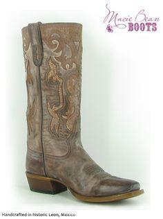 """Anderson Bean Macie Bean """"Quick Sandy"""" cowboy boots."""