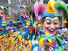 """Dans le calendrier des célébrations chrétiennes, Mardi Gras marque la fin de """"la semaine des sept jours gras"""". Et annonce donc le début du Carême."""