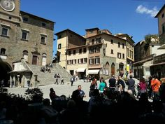 Cortone Toscana