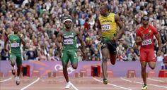 El velocista jamaicano Usain Bolt se clasifica con insultante facilidad para las semifinales de los 200 metros
