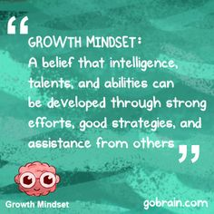 Growth Mindset                                                       …                                                                                                                                                                                 More