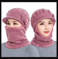 Amazing Beanie Scarf Searching for some warm and stylish hat to keep your head covered and warm this winter? Need something to complement your stylish look? Our Women's Knitted Hat can do that for you. Fishing Shoes, Scarf Organization, Ladies Umbrella, Scarf Knots, Diy Pillow Covers, Hat And Scarf Sets, Stylish Hats, Winter Hats For Women, Scarf Hairstyles