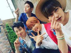 #Ahn Jae Hyo #JaeHyo #B-Bomb #Lee Min Hyuk #이민혁 #안재효 #Kyung #Park Kyung #박경 #P.O #PO #피오 #U-Kwon #Kim Yukwon #김유권 #Taeil #Lee Taeil #이태일 #ZICO #지코 #Woo Jiho #Block B #블락비 #k-pop