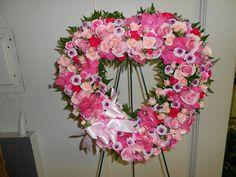 Open heart funeral arrangement - Bing Images