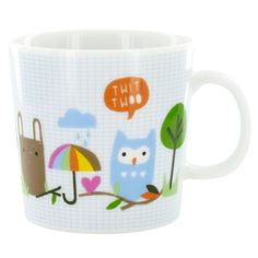 Autumn friends mug from Paperchase