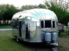 AMERICAN TRAILERS - Vintage RV Travel Trailers, TEARDROP's, MOTOR HOMES & Woodies