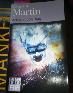 @The_kingofcool : Armageddon Rag de George R. R. Martin