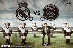 Real Madrid vs Paris  Saint-Germain Cerveza meXican        @ChampionsLeague    #cerveceriacoral #cervezaartesanal   #CervezameXican  #CervezameXican Real Madrid, Paris Saint, Saint Germain, Saints, Concert, Concerts
