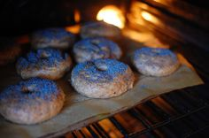 Poppy Seed Spelt Bagels---Delicious and once you try you just keep baking more!