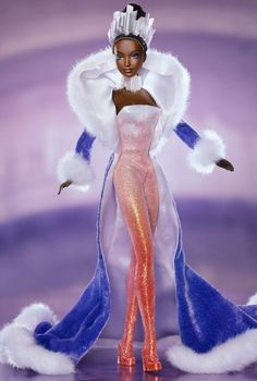 Fire and Ice™ Barbie® Doll | Barbie Collector(via (2) Pinterest: Discover and save creative ideas)