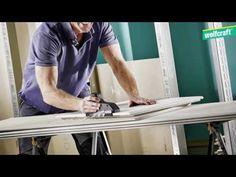 Realizzare una parete in cartongesso - YouTube