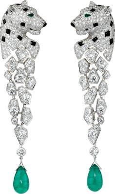 Panthère de Cartier earrings
