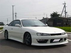 Nissan 240SX - Alternate new car choice. (with SR20DET engine swap)