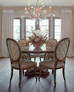 If you are in the Chicago area looking for window treatments you found your place! We are an experienced family business and offer free consultation for your interior design projects! Visit our Website www.draperyconnection.com Window Coverings, Window Treatments, Dining Chairs, Dining Table, Custom Drapes, Shades Blinds, Commercial Design, Shutters, Drapery