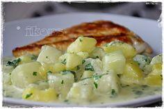 Kartoffel Kohlrabi Gemüse