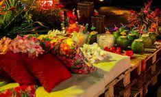 Decoração Festa Luau