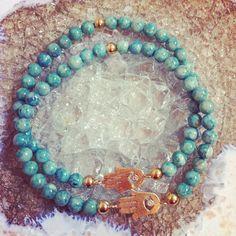 Hamsa Bracelets ten10jewelry.etsy.com