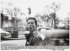 // Jack Kerouac by Allen Ginsberg