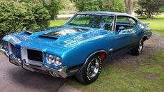 1971 Oldsmobile 442 for sale in Cadillac, MI New Sports Cars, Exotic Sports Cars, Exotic Cars, Sport Cars, Oldsmobile Cutlass, Car Deals, Jaguar Xk, Cadillac, Luxury Cars