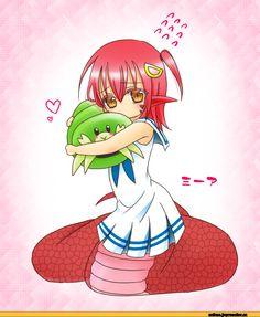 Miia,Monster Musume no Iru Nichijou