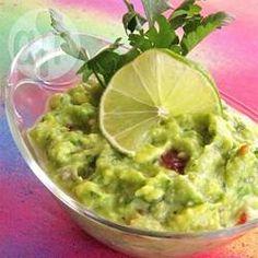 Foto recept: Hét recept voor guacamole