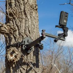 Rage Powersports Hunting Game Cam Adjustable Tree Mounting Arm : Sports & Outdoors