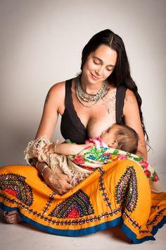 Breastfeeding nude video women Beautiful